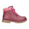 Dievčenská členková obuv bubblegummers, ružová, 124-5601 - 15