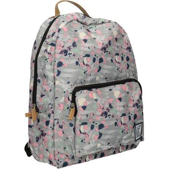 Batoh s farebným vzorom the-pack-society, šedá, 969-2085 - 13