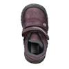 Členková dievčenská obuv bubblegummers, fialová, 121-9622 - 19