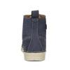 Kožená kotnikova obuv na šněrování weinbrenner, modrá, 594-9323 - 15