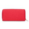 Červená dámska peňaženka bata, červená, 941-5180 - 16