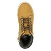 Detská zimná obuv s výraznou podrážkou mini-b, hnedá, 311-8611 - 19