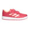 Ružové detské tenisky adidas, ružová, 301-5197 - 26