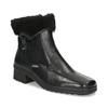 Dámska zimná obuv gabor, čierna, 614-6127 - 13