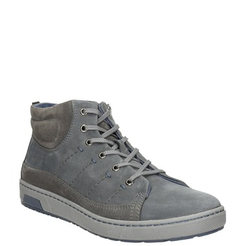 Členkové pánske tenisky bata, šedá, 846-2651 - 13