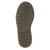Metalická detská obuv mini-b, modrá, 321-9612 - 26