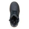 Detská členková obuv mini-b, modrá, 291-9172 - 15
