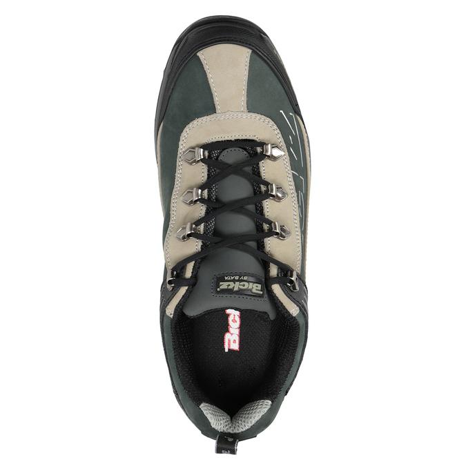 Pánska pracovná obuv Bickz 201 bata-industrials, čierna, 846-6801 - 15
