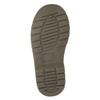 Dievčenská šnurovacia obuv s hviezdičkami mini-b, ružová, 291-5167 - 17