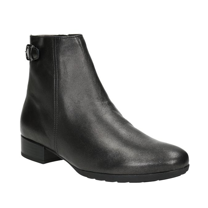 Kožená členková obuv gabor, 616-4008 - 13