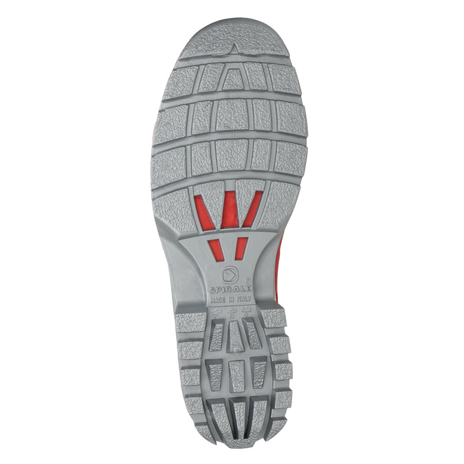 Dámske červené gumáky bata, červená, 592-5140 - 17