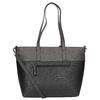 Dámska kabelka s popruhom gabor-bags, šedá, 961-2037 - 16