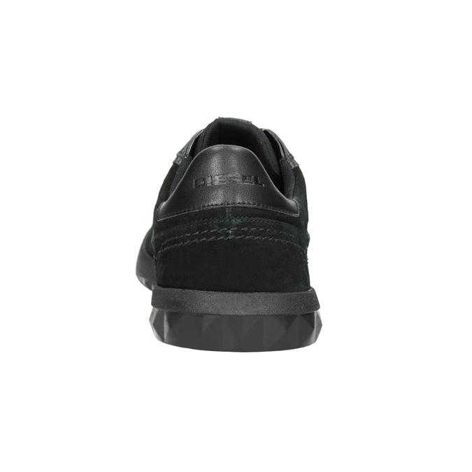 Pánske kožené tenisky diesel, čierna, 804-6626 - 16