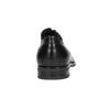 Pánske poltopánky v Derby štýle bata, čierna, 824-6618 - 17