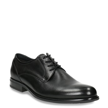 Pánske poltopánky v Derby štýle bata, čierna, 824-6618 - 13