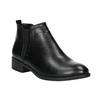 Členková dámska obuv bata, čierna, 591-6619 - 13