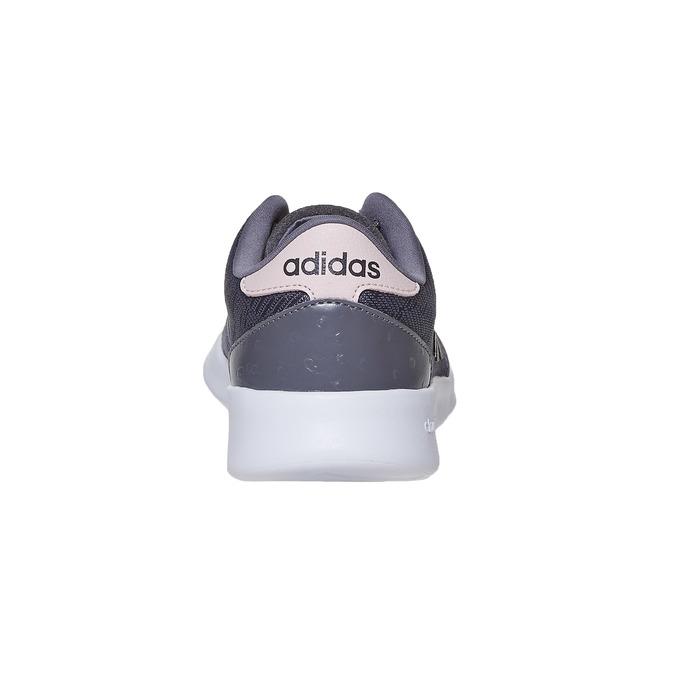 Kožené dámske tenisky adidas, šedá, 503-2111 - 17