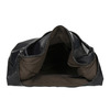 Hobo kabelka s retiazkou bata, čierna, 961-6765 - 15