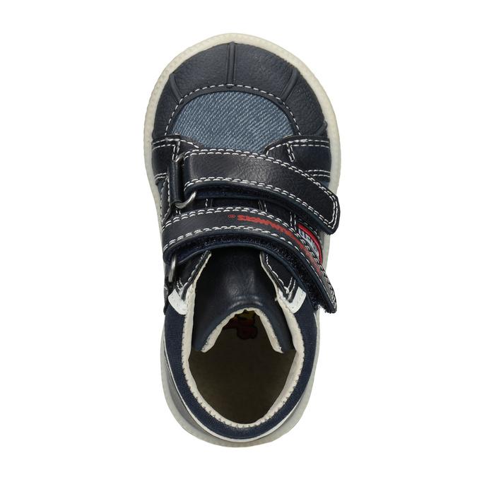 Ćlenková detská obuv bubblegummers, modrá, 111-9613 - 15