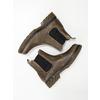 Dámska kožená Chelsea obuv bata, hnedá, 596-7680 - 18