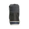 Členková detská obuv mini-b, šedá, 494-2655 - 17