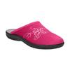 Ružové dámske papuče bata, ružová, 579-5621 - 13