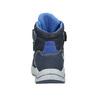 Detská zimná obuv mini-b, modrá, 293-9615 - 17