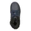 Detská obuv so zateplením mini-b, modrá, 491-9652 - 26