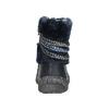 Detská zimná obuv so zateplením bubblegummers, modrá, 191-9620 - 17