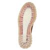 Dámska lakovaná obuv s masívnou podrážkou weinbrenner, červená, 598-5604 - 17