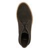 Dámske kožené Desert Boots bata, hnedá, 593-4608 - 26