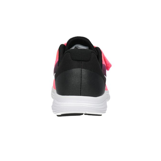 Ružové dievčenské tenisky nike, ružová, 309-5132 - 16