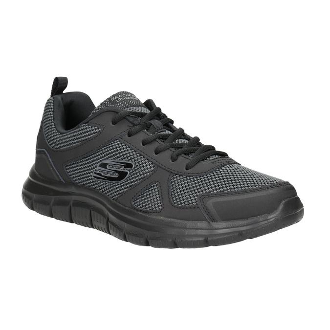 Pánske čierne tenisky skechers, čierna, 809-6331 - 13