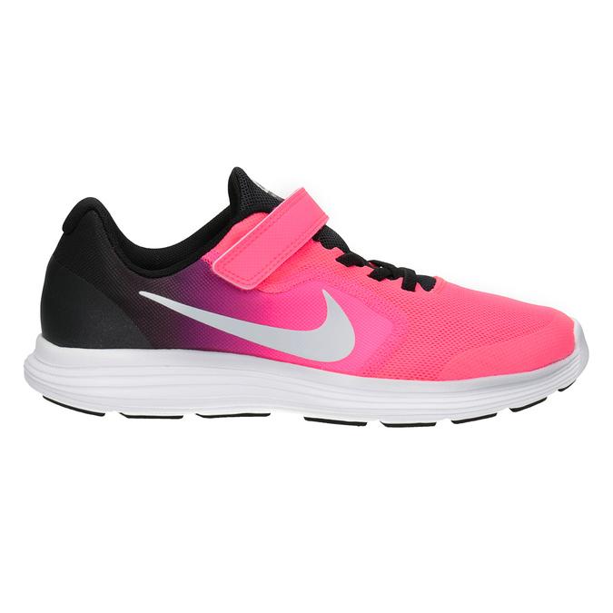 Ružové dievčenské tenisky nike, ružová, 309-5132 - 26