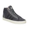 Členkové dámské tenisky adidas, čierna, 509-6112 - 13