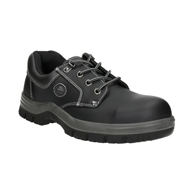 Pánska pracovná obuv Norfolk 2 S3 bata-industrials, čierna, 844-6646 - 13