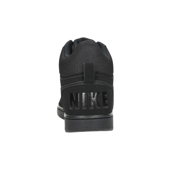 Členkové pánske tenisky nike, čierna, 801-6532 - 16