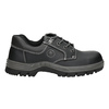 Pánska pracovná obuv Norfolk 2 S3 bata-industrials, čierna, 844-6646 - 26