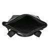 Kožený dámsky batoh bata, čierna, 964-6272 - 15
