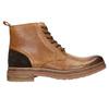 Členková pánska zimná obuv bata, hnedá, 896-3685 - 15