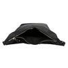 Čierna kožená kabelka bata, čierna, 964-6274 - 15