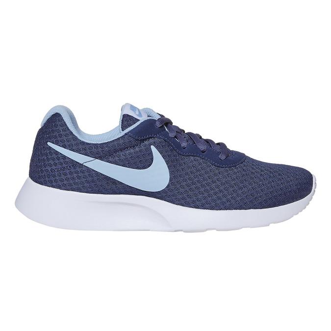 Dámske športové tenisky nike, modrá, 509-9257 - 15