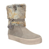 Detské zimné topánky s kožúškom primigi, béžová, 393-8015 - 13