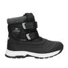 Detská zimná obuv na suchý zips icepeak, čierna, 399-6018 - 26
