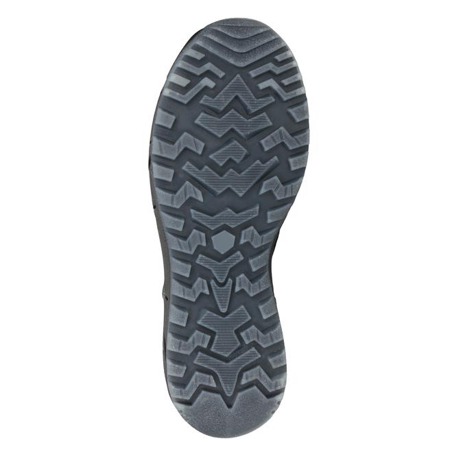 Kožená obuv v Outdoor štýle weinbrenner, modrá, 896-9671 - 17