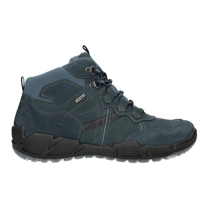 Kožená obuv v Outdoor štýle weinbrenner, modrá, 896-9671 - 26