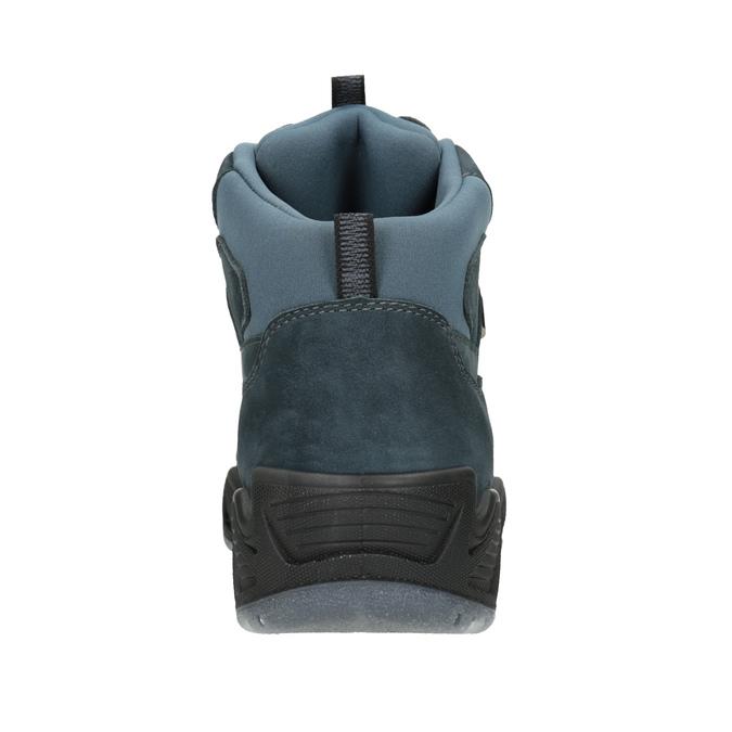 Kožená obuv v Outdoor štýle weinbrenner, modrá, 896-9671 - 16