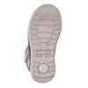 Ružová dievčenská zimná obuv mini-b, červená, 299-5613 - 19