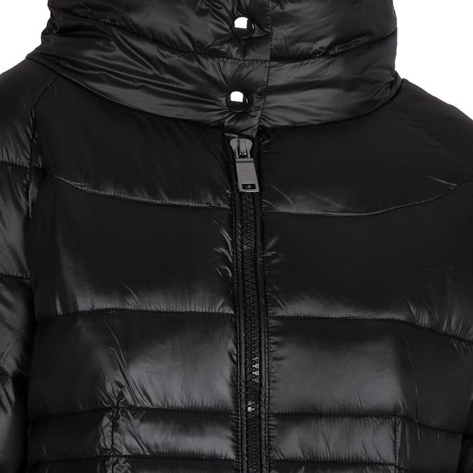 Dámska prešívaná bunda bata, čierna, 979-6166 - 16