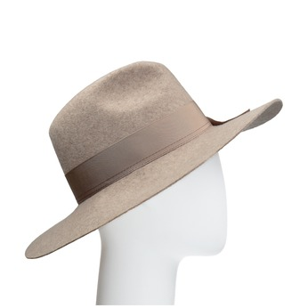 Dámsky vlnený klobúk tonak, béžová, 909-8651 - 13